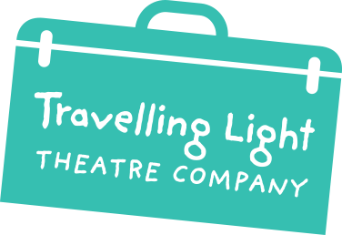 Traveling Light Theatre Company logo