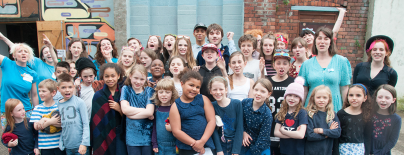#ActPlayBe: Celebrating our Youth Theatre's Achievements This Spring