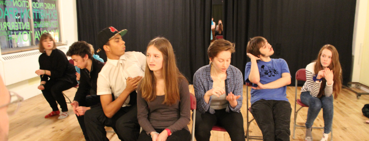 Our youth theatre perform four brilliant end of term shows