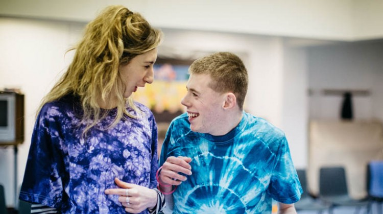 Our Young Theatre for young people with disabilities, co-run with WECIL.