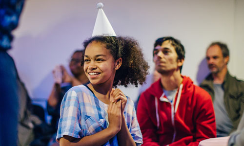 A Youth Theatre Performance inspired by the voices of local people